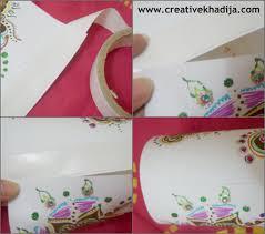Paper Lantern Tutorial Creative Khadija Blog