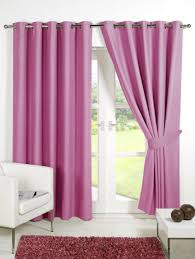 Pink Ruffled Window Curtains by Pink Ruffle Blackout Curtains Doherty House Cute Pink Blackout