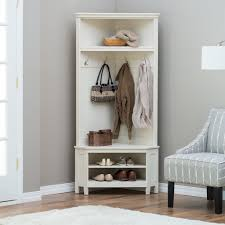 Living Room Corner Shelving Ideas by Bench Mini Hall Tree Bench Best Hall Tree Storage Ideas Only