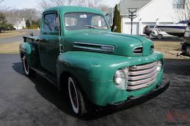 100 49 Ford Truck For Sale F1 F1 Pickup Flathead 239 Factory Extra Duty Options 4spd