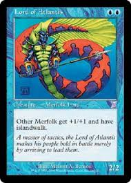 mtg merfolk deck legacy deck of the day 154 365 legacy merfolk