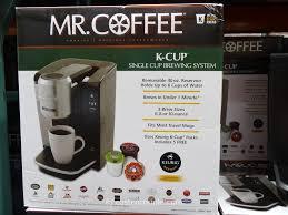 Mr Coffee Single Serve Brewer Costco 3