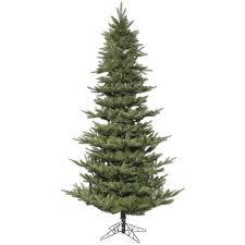 12 Foot Carlsbad Fir Artificial Christmas Tree Unlit