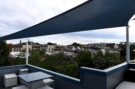 roof decks are ideal for enjoying cool evenings but adding