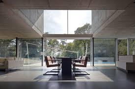 luftraum über essbereich pier7 architekten gmbh moderne