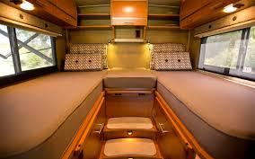 Camper Interior Decorating Ideas by Interior Design Creative Vans Rv Interiors Inspirational Home