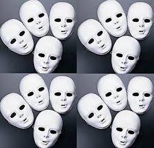 The Purge Halloween Mask Ebay by Plastic Mask Ebay