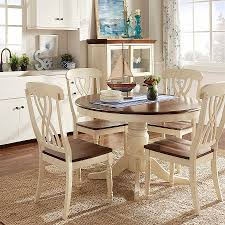 Hexagonal Diningable And Chairs Luxury Mackenzie Country Stylewo Enchanting Room Centerpieces Style Dining