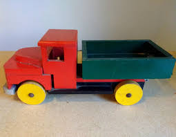 Vintage Handmade Child's Large Toy Truck Wooden Folk Art 1940's Mid ... Flatbed Truck Nova Natural Toys Crafts 1 Juguetes De Madera Vintage Toy Wyandotte Chieftain Lines Truck And Trailer The Old 13 Top Tow Trucks For Kids Of Every Age Interest Amazoncom Large Semi Big Rig Long Hot Wheels Monster Jam Giant Grave Digger Mattel Childrens Tin Unique Retro Wind Up Tagged 12 Pack Boley Cporation Big Garbage Wader Boy 123abc Tv Youtube Btat Mini Set 6 Different Go Smart Vtech 24 Dump Playing Sand Loader Children