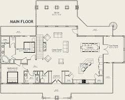 Hunting Cabin Plans – Home Design Ideas Hunting Lodge Floor Plans
