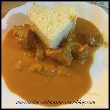 cuisiner un sauté de porc sauté de porc coco curry ma cuisine débutante