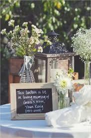 Wonderful way of rememberance at a wedding
