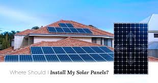 how to install solar panels on roof installing solar panels