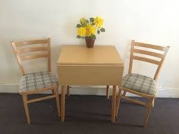 Lovely Compact, Fold Away Dining Table & Chairs | In Wimbledon, London |  Gumtree