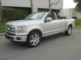 100 Convertible Pickup Truck Ford F150