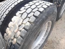 100 Heavy Duty Truck Tires 2007 225 REAR TALL Stock 237174 TPI