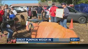 Apple Orchard Pumpkin Patch Sioux Falls Sd by Great Pumpkin Weigh In At The Country Apple Orchard