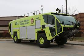 100 Airport Fire Truck PHOTOS Takes Delivery On New Fire Truck Local News