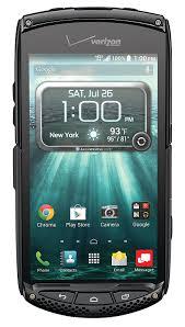 Amazon Kyocera Briga r Black 16GB Verizon Wireless Cell