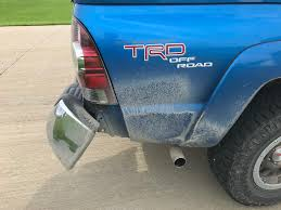 100 Truck Bumpers Aftermarket Snagged My Bumper Options Tacoma World