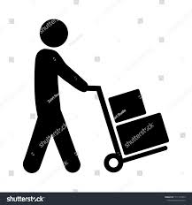 Mover Pushing Moving Hand Truck Dolly Stock Vector 1111122353 ... 500 Lb Capacity Warehouse Resin Folding Shpull Hand Truck Moving Vestil Qpcht Pad By Toolfetch Milwaukee 600 Lb Truck60610 The Home Depot Lbs Heavy Duty All Purpose Lbs Dolly Trolley Cart Krane Amg500 Convertible Truckplatform Bh Dark Grey Side View Citation Support Or With Boxes Line Art Vector Icon For Diy Items With A Youtube 750 4wheel Allterrain Airless Tires Magna Personal Review Best Sorted