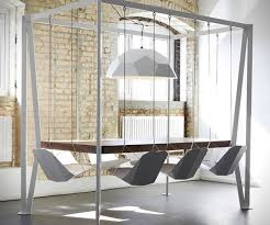 Chair Lights In Room Cork Flooring White Entrance Table Industrial Glass With Swinging Chairs Dining