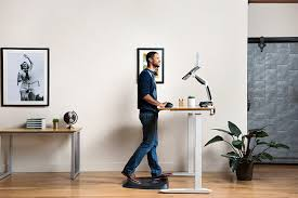 Threshold Campaign Desk Dimensions by Topo By Ergodriven The Not Flat Standing Desk Anti Fatigue Mat