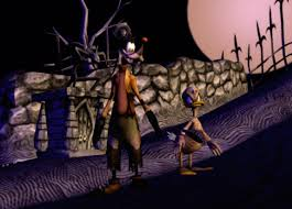 Halloween Town Keyblade by Donald And Goofy Halloween Town Xps By Lexakiness On Deviantart