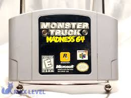 Monster Truck Madness 64 | Products | Pinterest | Monster Truck ... Monster Truck Madness 64 Nintendo N64 Artwork In Game 1999 Ebay Youtube Old School Gba Junk Yard Amazoncom Trucks 3d Parking Appstore For Android Video Games Total Nes Tests Cart Pal Gimko Monster Truck Madness Cartridge Box Executioner Wiki Fandom Powered By Wikia Original Magazine Advert