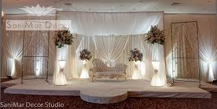 SaniMar Wedding Decoration Ceremony And Reception Decor 1