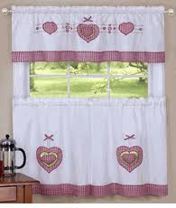 Brylane Home Kitchen Curtains by Discount Kitchen Curtain Sets Swags U0026 Tiers Swags Galore