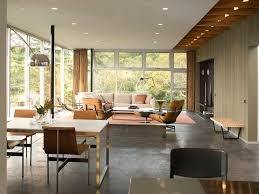 San Francisco Ceiling Shadow With Contemporary Arc Floor Lamps Dining Room Modern And Chairs