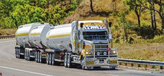NZ Trucking. AUSSIE ANGLES - FLINDERS HIGHWAY STAR