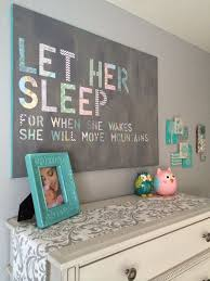 17 Gentle Ideas For Diy Nursery Decor Quotes Inexpensive Home Design