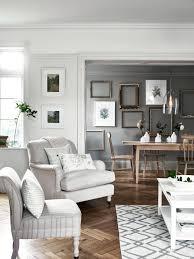 landhausstil wohnzimmer grau weiss caseconrad