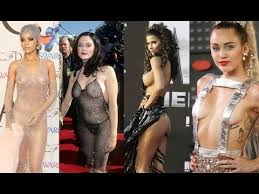 Hollywood Top 10 Wardrobe Malfunctions On Red Carpet