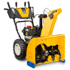 100 Snow Blowers For Trucks Cub Cadet 2X 26 In 243 Cc TwoStage Gas Blower With Electric