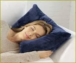 Power Nap Pillow Brookstone