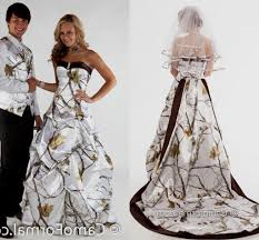 Best Camo Wedding Dresses And Tux Gallery Styles & Ideas 2018