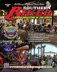 The Shed Maryville Tn Concert Schedule by Southern Biker Magazine September 2016 By Kristin Gracy Issuu