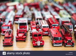 100 Fire Trucks Toys Vintage Small Fire Truck Toys In The Street Market Avignon