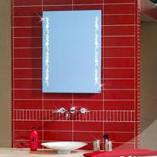 hinterleuchteter badspiegel vittoria 500 x 700mm