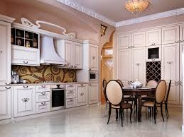 Antique White Kitchen Design Ideas by Kitchen Fancy Simple Country Kitchen Design Ideas Showing L