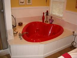 Heart Shaped Bathtub for Valentine s Day