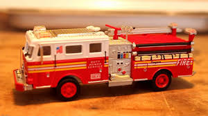 100 Boley Fire Trucks Product Review HO Scale 187 Seagrave Engine YouTube