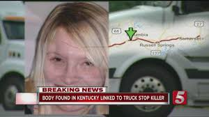 100 Truck Stop Killer Illinois Womans Body Identified As Victim YouTube