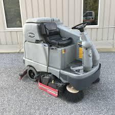 advance condor 4530c pre owned sweeper scrubber bortek industries