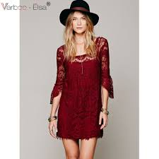popular red flower dress buy cheap red flower dress lots from