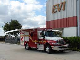 100 Used Rescue Trucks Dive Response Emergency Service Vehicles Fire EVI