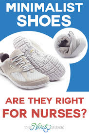 lightweight and flexible nursing shoes are minimalists shoes for